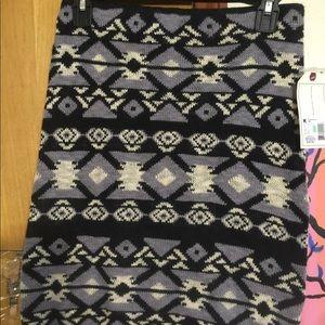 Adam Levine stretch waist skirt M or L pick yours